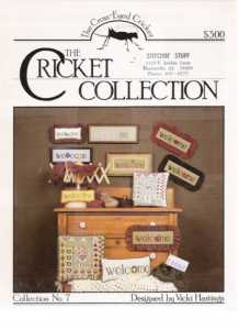 The Cricket Collection Welcome  Hover