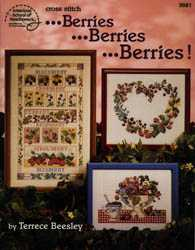 Berries Berries American School of needlework