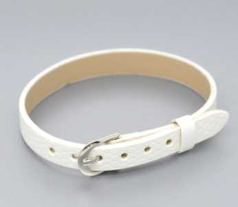 Bracciale Taggy bianco  Hover