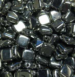 Tile bead Ematite  Hover