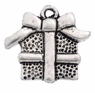 Charm Pacco di Natale  Hover