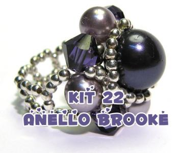 Kit anello Brooke  Hover
