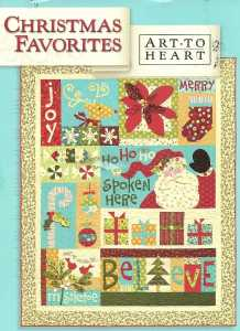 Christmas Favorites Art to Heart