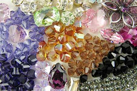 Mix treasure Swarovski small