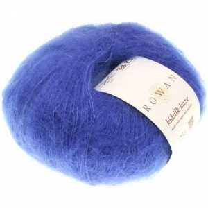 Filato Rowan Kidsilk Haze colore Royal Blue 613