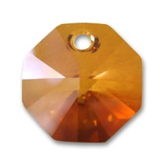 Octagon Pendant  Hover