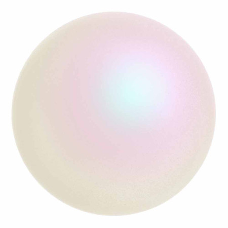 Perle Swarovski 8 mm Pearlescent White