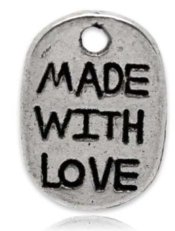 Charm Made with Love  Hover