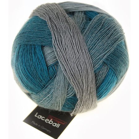 Laceball Schoppel Wolle colore 2263 Monochrom