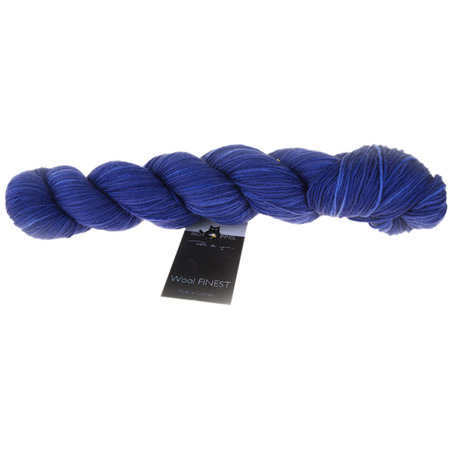 Schoppel Wolle Wool Finest colore 2285 Blu elettrico  Hover