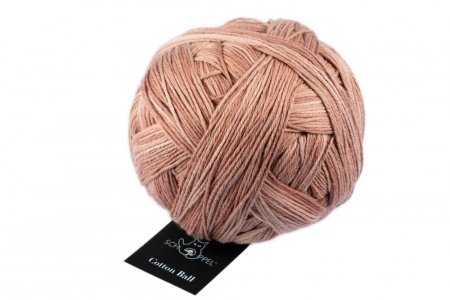 Cotton Ball Schoppel Wolle colore 2346 Rosarium