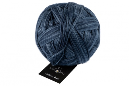 Cotton Ball Schoppel Wolle colore 2274 Blue Army