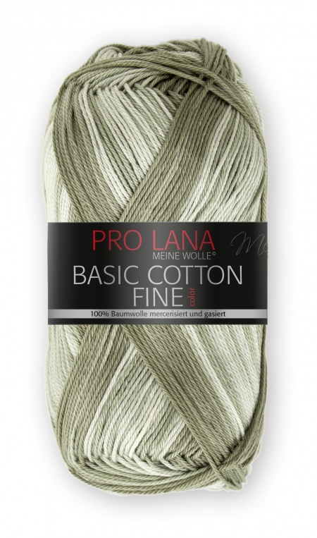 Basic Cotton Fine Color 285 Salvia