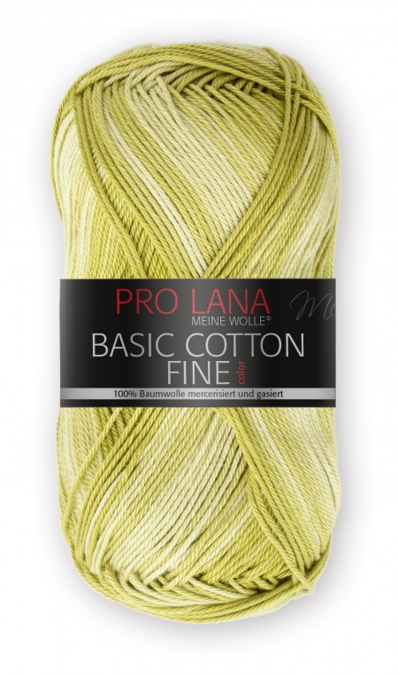 Basic Cotton Fine Color 284 Senape