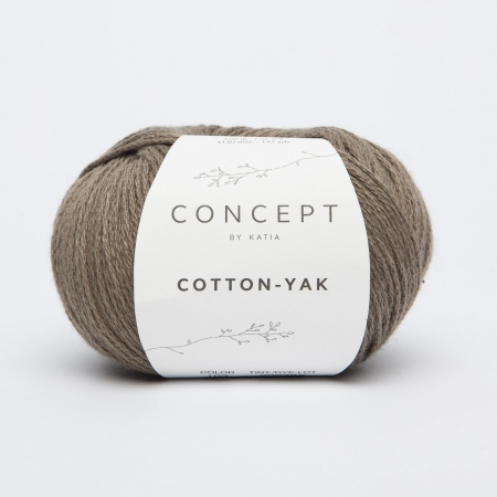Katia Cotton Yak Terra 103