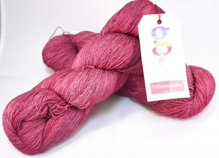 Fyberspates Gleem Lace 700 Spiced Plum  Hover