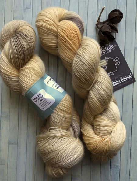 UAB Lace Angel Hair colore Rustic Gold