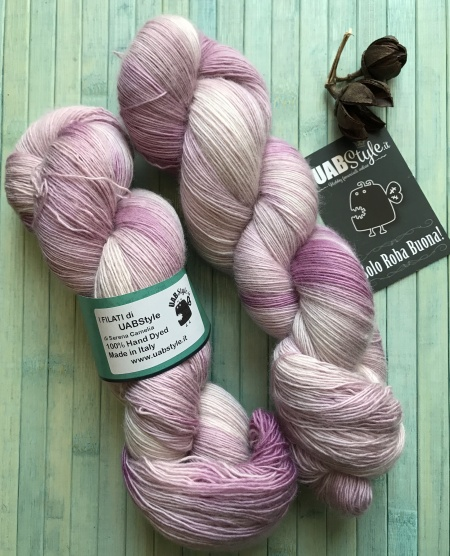 UAB Lace Angel Hair colore Heather