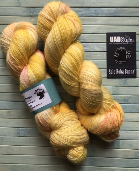 UAB Lace Angel Hair colore Blushing Sun