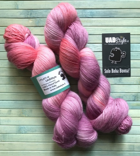 UAB Lace Angel Hair colore Peach Blush  Hover