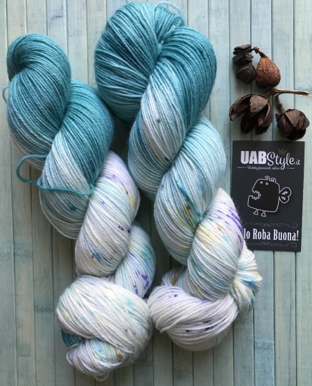 Soky Uabstyle colore Demi Turquoise