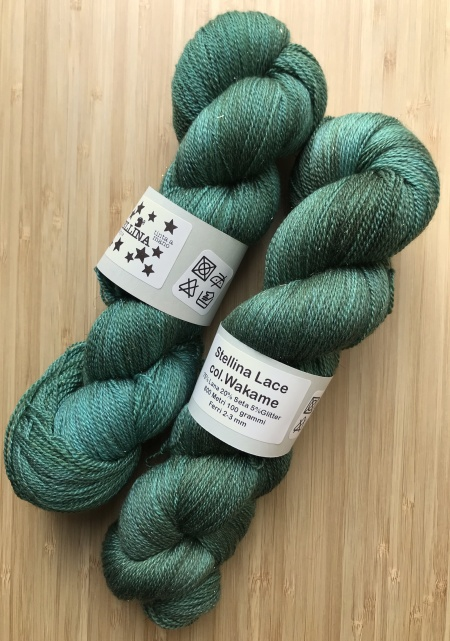 Stellina Lace Uabstyle colore Wakame