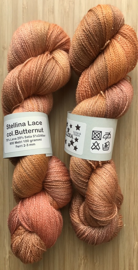 Stellina Lace Uabstyle colore Butternut