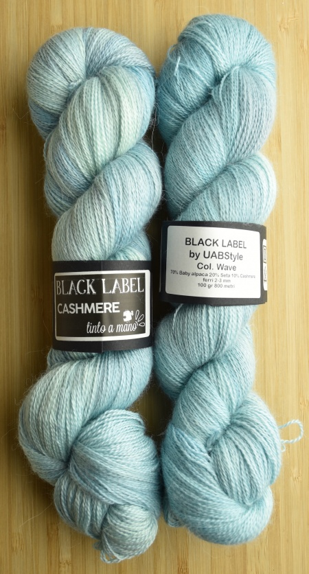 Black Label Cashmere UABstyle Colore Wave