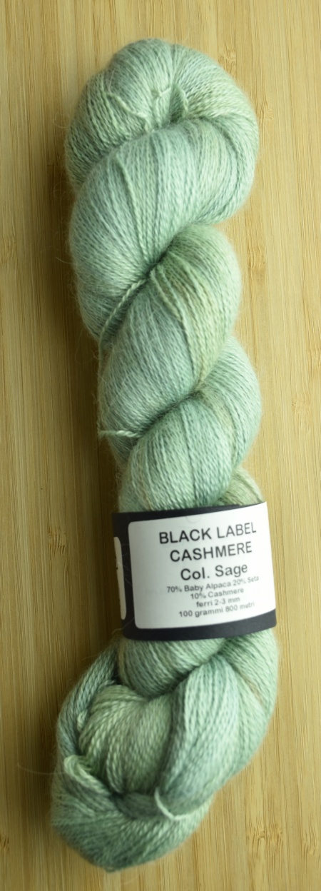 Black Label Cashmere UABstyle Colore Sage