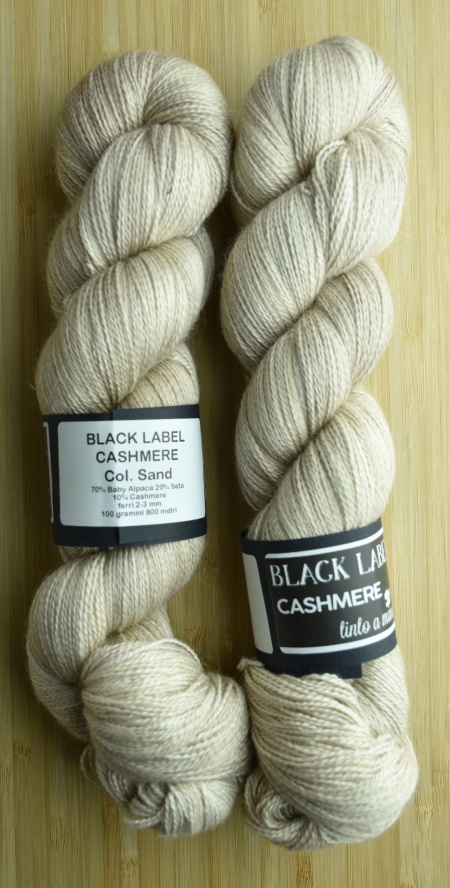 Black Label Cashmere UABstyle Colore Sand