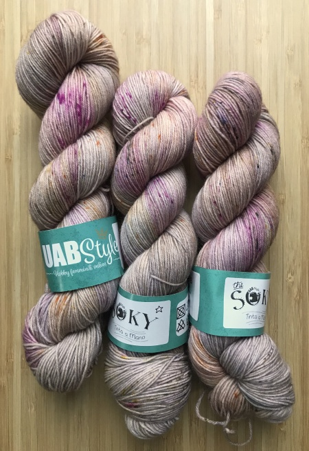 Soky Uabstyle colore Violetta