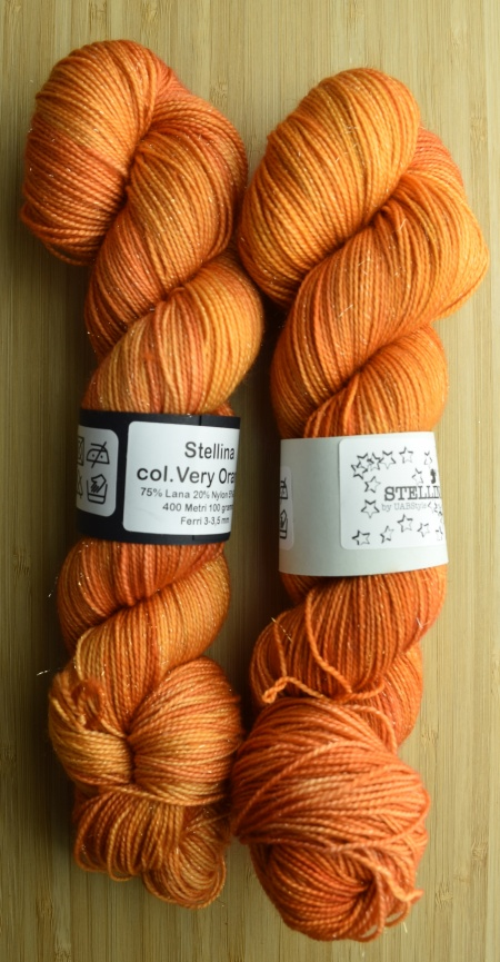 Stellina Uabstyle colore Very Orange