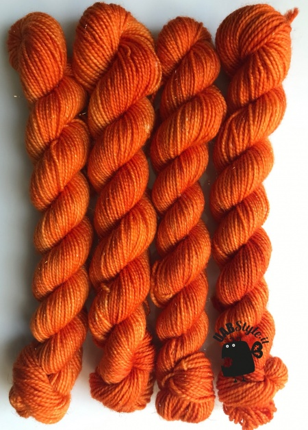 Pastelli Stellina Uabstyle colore Orange