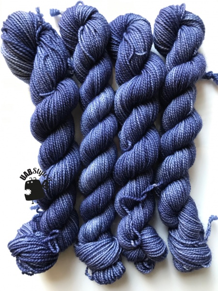 Pastelli Uabstyle colore Navy Blue