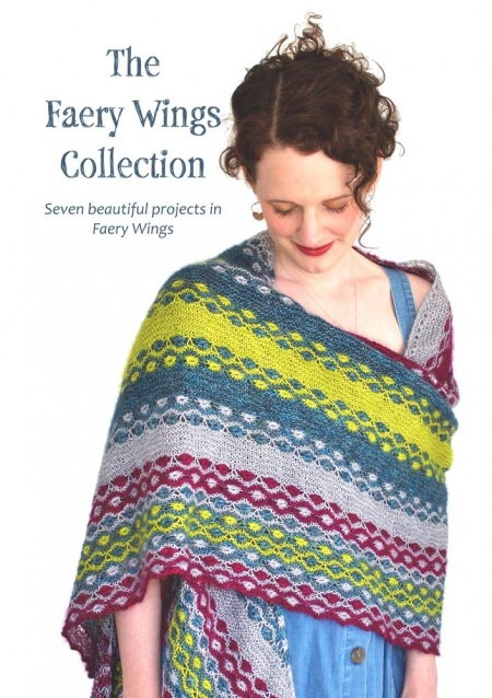 The Faery Wings Collection Libro schemi a maglia